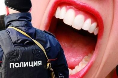 Уголовное дело возбуждено в отношении жительницы Котласа, укусившей полицейского за палец