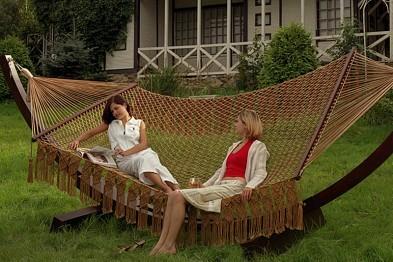 Загородный дом – лучшее место для отдыха!