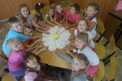 Завершилась вторая смена в общественно-оздоровительном лагере «По радуге детства»
