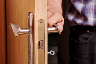 Не можете открыть собственную дверь? Что делать?