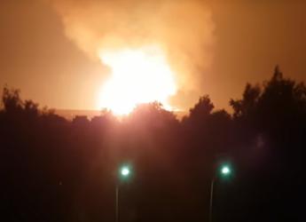 СК РФ организовал проверку по факту взрыва на магистральном газопроводе под Сергачом