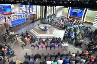 """Путин не ответил на вопросы нижегородцев, поступившие во время """"прямой линии"""""""