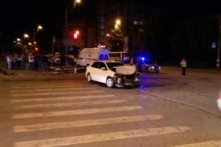 """В результате ДТП иномарки со """"скорой помощью"""" пострадали 5 человек"""