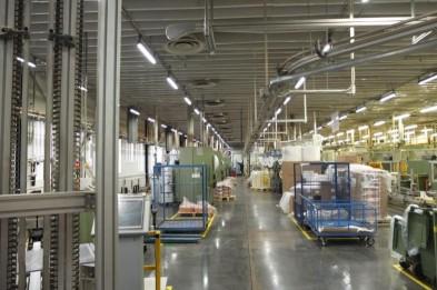 Светодиодные светильники для дома и компаний (фото)