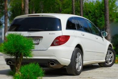 Специфика амортизаторов Mercedes (фото)