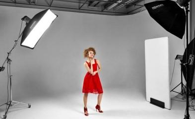 Правила использования студийного освещения (фото)