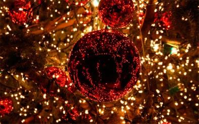 Светодиодная гирлянда на елку (фото)