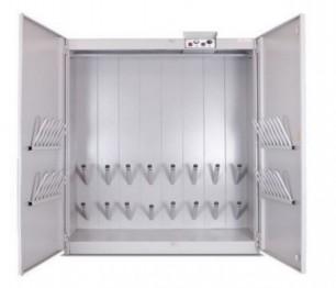 Особенности и виды сушильных шкафов (фото)
