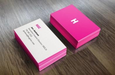 Как придумать эффективные визитки (фото)