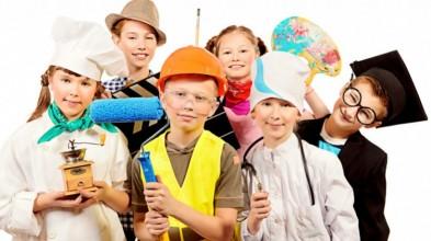 Как понять, какая профессия нравится вашему ребенку? (фото)