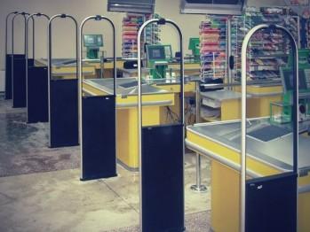 Использование противокражных радиочастотных ворот для безопасности вашего бизнеса (фото)