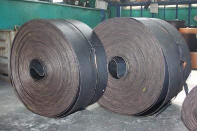Резинотканевая конвейерная лента (фото)