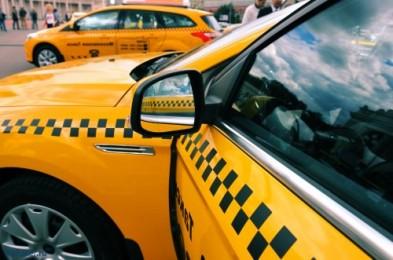 Современные службы такси (фото)