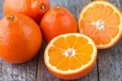 Сколько калорий в апельсине? (фото)