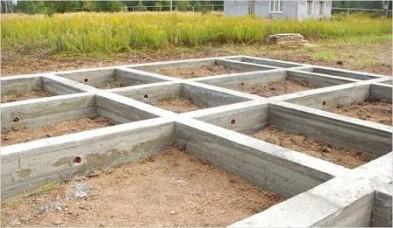 Строительство дачи (фото)