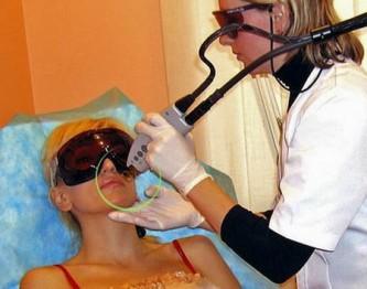 Аппаратные методы эпиляции (фото)