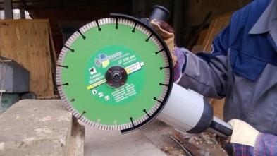Алмазные диски для быстрой и качественной резки (фото)