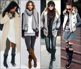 Что одеть зимой? (фото)