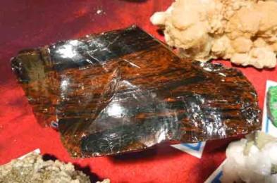 Вулканические минералы - чудо, созданное природой (фото)