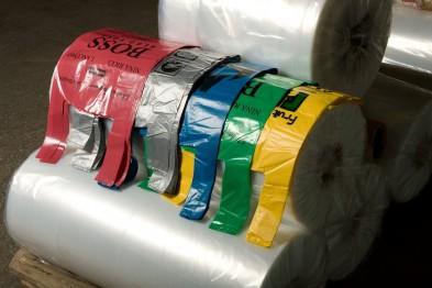 Полиэтиленовые пакеты (фото)
