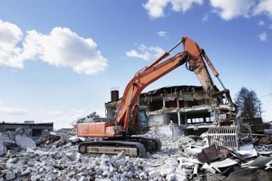Ломать - так же ответственно, как и строить (фото)