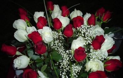 Подарите букет цветов (фото)