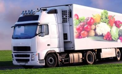 Особенности перевозки пищевых грузов (фото)