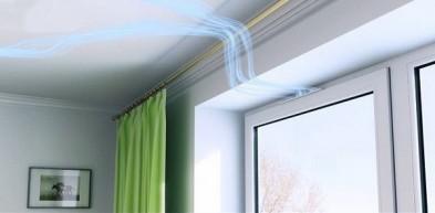 Пластиковые окна и вентиляция (фото)