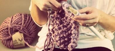Чем хорошо вязание? (фото)
