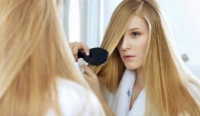 Как уменьшить потерю волос у роженицы? (фото)