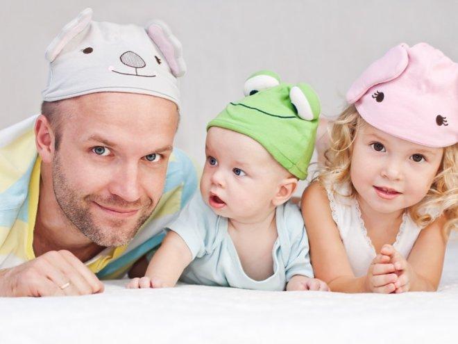 Преимущества отцовского воспитания