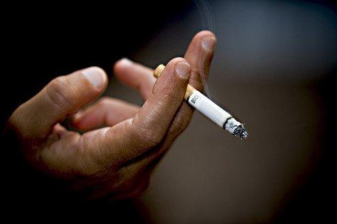 Влияние курения